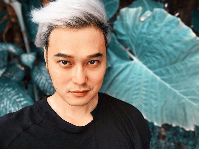 Hương Tràm và loạt sao Việt lột xác với màu tóc xám khói-7