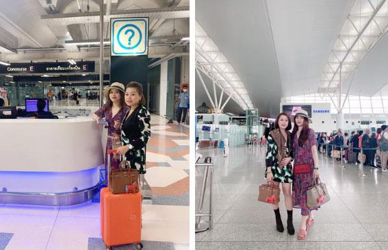 Vợ chồng Hằng Túi trốn con đi Thái Lan du hí, bà mẹ 4 con đau khổ khi ai cũng tránh né vì tưởng đang mang bầu-2