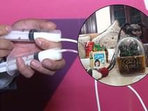 Thí nghiệm đơn giản lật tẩy bí ẩn đằng sau những clip búp bê Kumanthong tự uống sữa