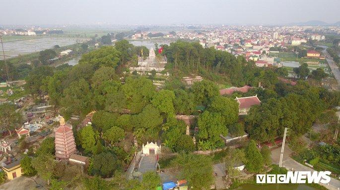 Ảnh: Ngôi chùa nghìn tuổi không có hòm công đức, cấm đặt tiền lễ ở Bắc Ninh-1