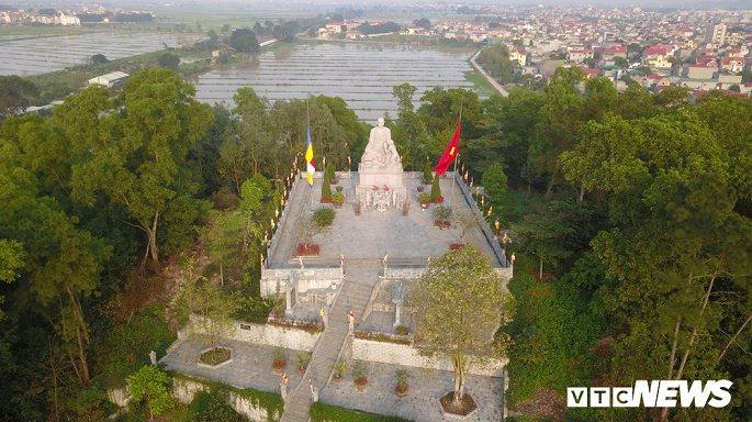 Ảnh: Ngôi chùa nghìn tuổi không có hòm công đức, cấm đặt tiền lễ ở Bắc Ninh-6