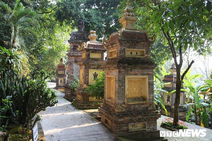 Ảnh: Ngôi chùa nghìn tuổi không có hòm công đức, cấm đặt tiền lễ ở Bắc Ninh-9