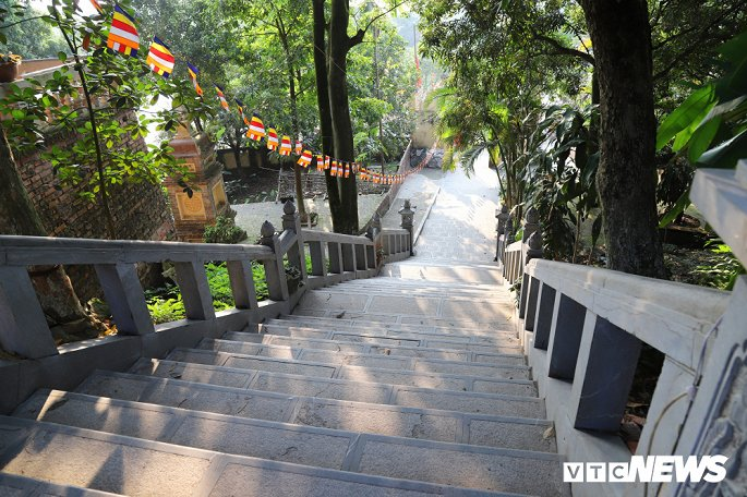 Ảnh: Ngôi chùa nghìn tuổi không có hòm công đức, cấm đặt tiền lễ ở Bắc Ninh-8
