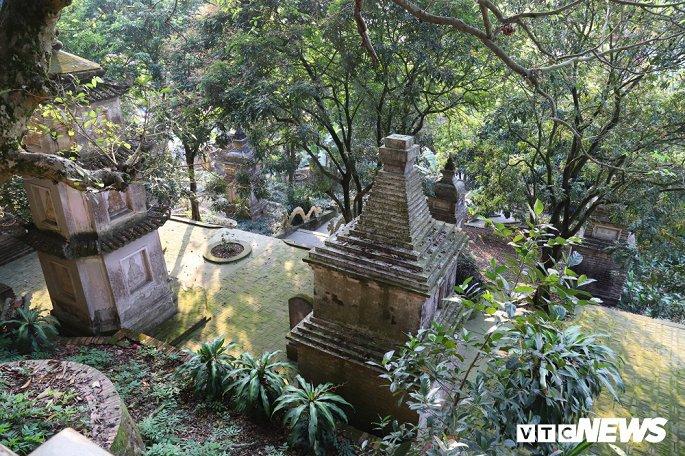 Ảnh: Ngôi chùa nghìn tuổi không có hòm công đức, cấm đặt tiền lễ ở Bắc Ninh-10
