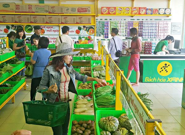 Bách hóa Xanh mang rau củ quả về bán ở xứ miệt vườn-2