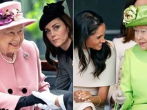 Meghan chỉ mất 1 tháng để được tháp tùng Nữ hoàng đi dự sự kiện trong khi Kate phải chờ 8 năm và đây là lý do khiến ai cũng phải gật gù thừa nhận