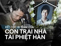 Cú trượt dài của con trai nhà tài phiệt Hàn Quốc: Sa ngã vào con đường nghiện ngập, bế tắc trong hôn nhân để rồi tự kết liễu đời mình