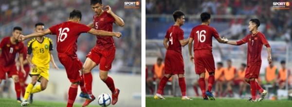 Hy hữu: Trọng tài điều khiển trận đấu của U23 Việt Nam suýt phải rời sân vì... chấn thương-10