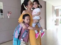 Sau ly hôn, Phạm Quỳnh Anh độc lập, chăm chỉ chạy show trang trải cuộc sống và dành thời gian bên con