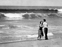 Bức ảnh đôi vợ chồng trẻ thất thần nhìn ra biển trong chứa đựng bi kịch về đứa trẻ 19 tháng tuổi lay động cả thế giới