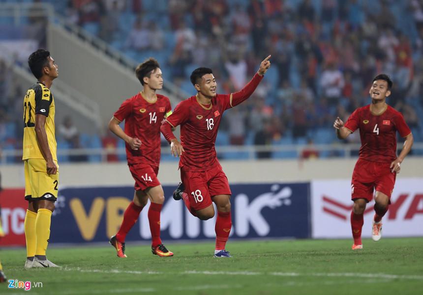Dẫn đầu bảng, U23 Việt Nam vẫn có nguy cơ mất vé dự VCK châu Á 2020-1