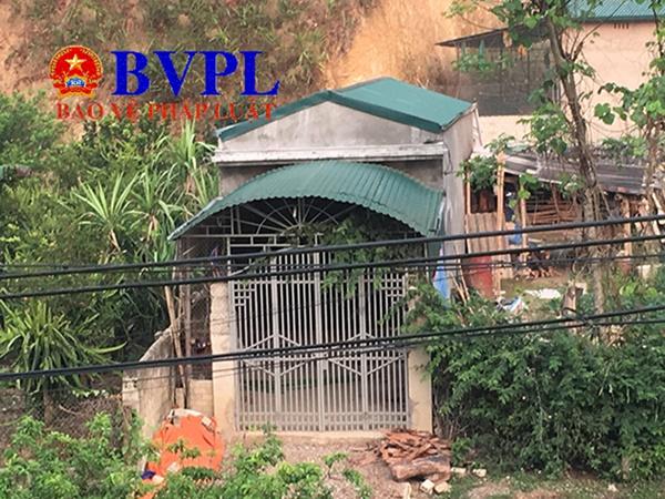 (NÓNG) Bộ Công an lại lên Điện Biên, đang khám nhà vợ chồng Bùi Văn Công-3
