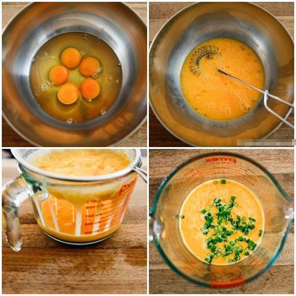 Nấu gì chồng cũng chê bủng beo, tôi làm ngay trứng cuộn kiểu Hàn, vừa bày ra đã hết sạch-1