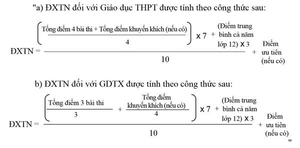 Bộ GD-ĐT chốt những điều chỉnh mới cho kỳ thi THPT quốc gia 2019-2