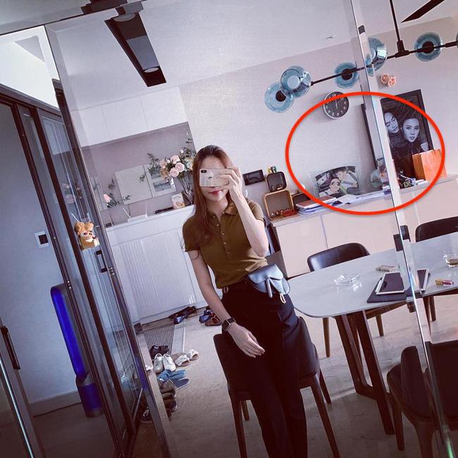Chia sẻ hình ảnh tại gia, Đàm Thu Trang vô tình để lộ ngôi nhà sẽ chung sống cùng Cường Đô la?-1