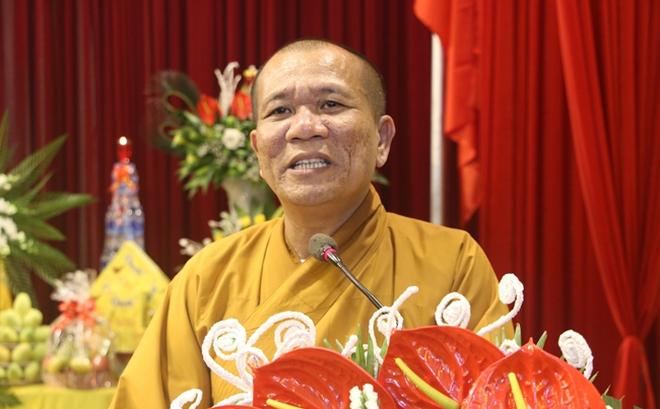 Phó Ban PG Quảng Ninh: Nếu trụ trì chùa Ba Vàng chữa được bệnh bằng thỉnh oan gia trái chủ nên tặng Nobel về y học-1