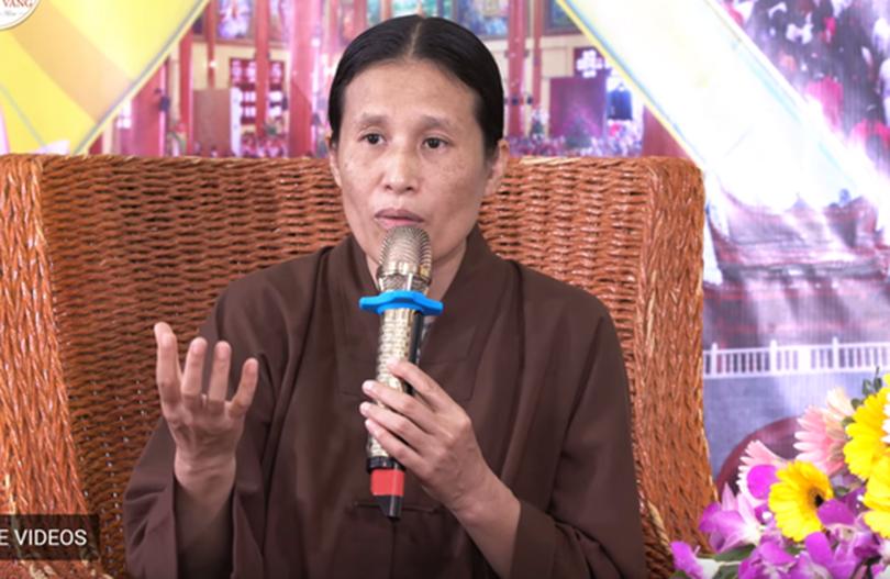 Chùa Ba Vàng: Chị gái và chồng cũ nói về năng lực siêu nhiên của bà Phạm Thị Yến-1