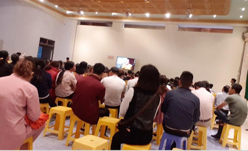 Chùa Ba Vàng: Chị gái và chồng cũ nói về năng lực siêu nhiên của bà Phạm Thị Yến-2