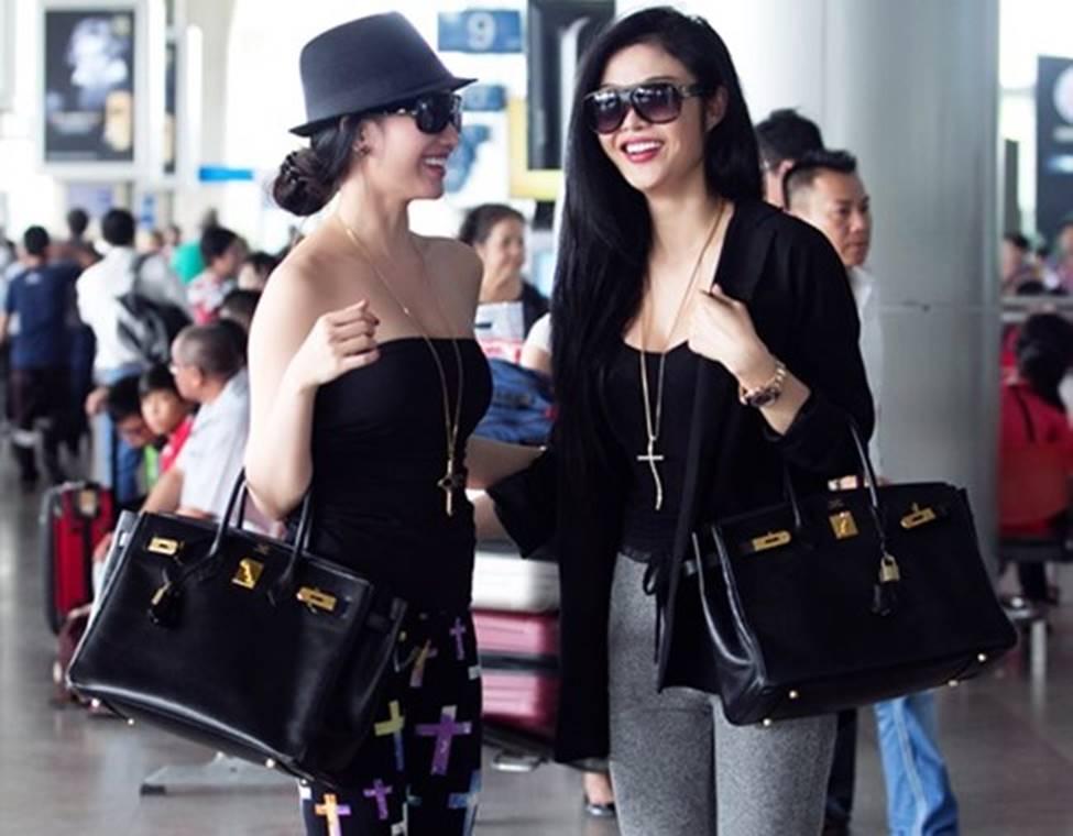 2 hot girl ăn chơi nhất Sài Thành: Sau ly hôn còn gợi cảm gấp bội-1