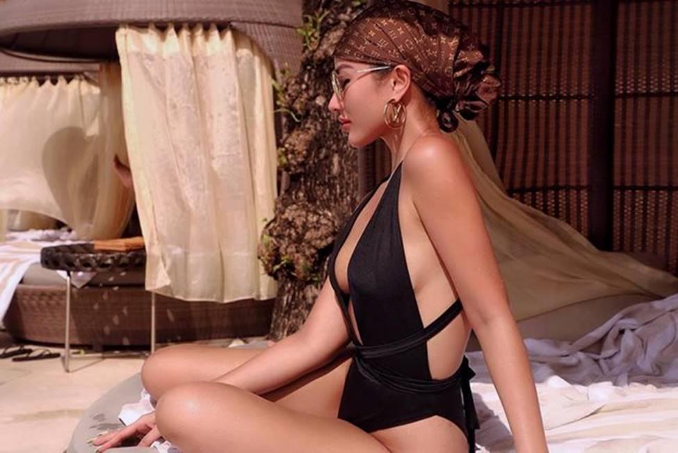 2 hot girl ăn chơi nhất Sài Thành: Sau ly hôn còn gợi cảm gấp bội-8