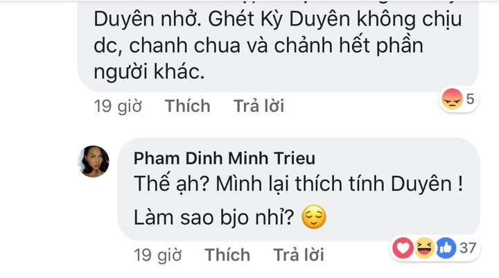 Kỳ Duyên bị antifan ghét vì chanh chua, chảnh chọe, Minh Triệu chỉ nói một câu đã bảo vệ được tình tin đồn-1