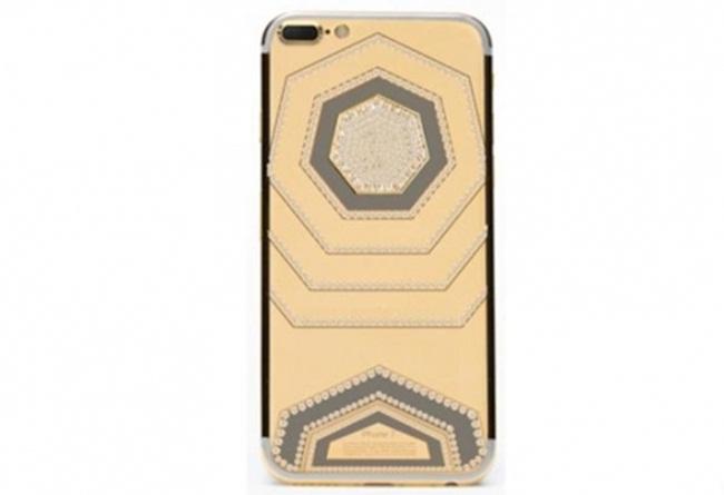 Ốp iPhone đắt gấp chục lần siêu xe, vừa dùng vừa sợ bong vàng, kim cương-12