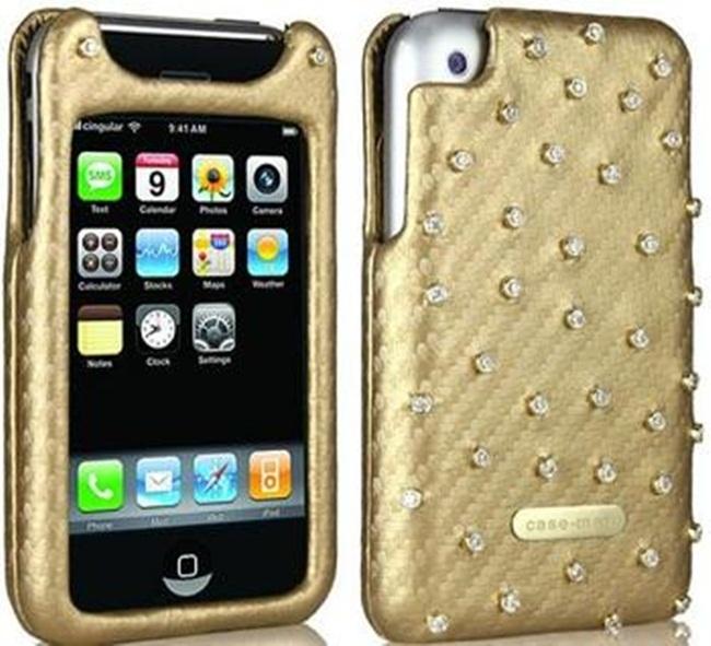 Ốp iPhone đắt gấp chục lần siêu xe, vừa dùng vừa sợ bong vàng, kim cương-14