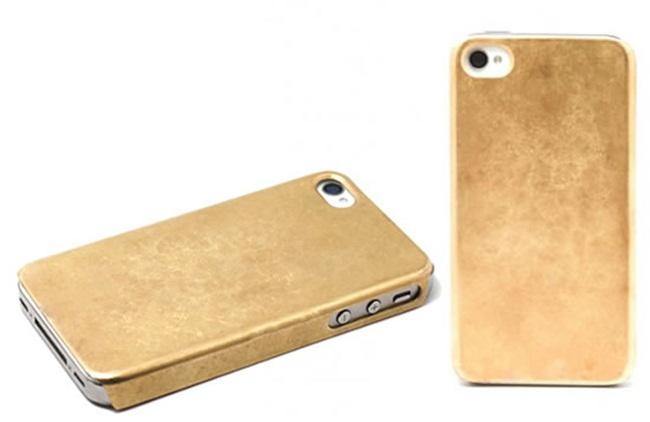 Ốp iPhone đắt gấp chục lần siêu xe, vừa dùng vừa sợ bong vàng, kim cương-6