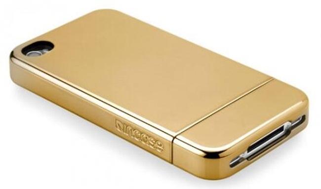 Ốp iPhone đắt gấp chục lần siêu xe, vừa dùng vừa sợ bong vàng, kim cương-8