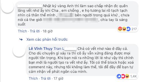 Quân tử như Vĩnh Thụy, chia tay vẫn công khai bảo vệ Hoàng Thùy Linh trước lời lẽ thô tục, nhắc lại scandal lộ clip nóng-2