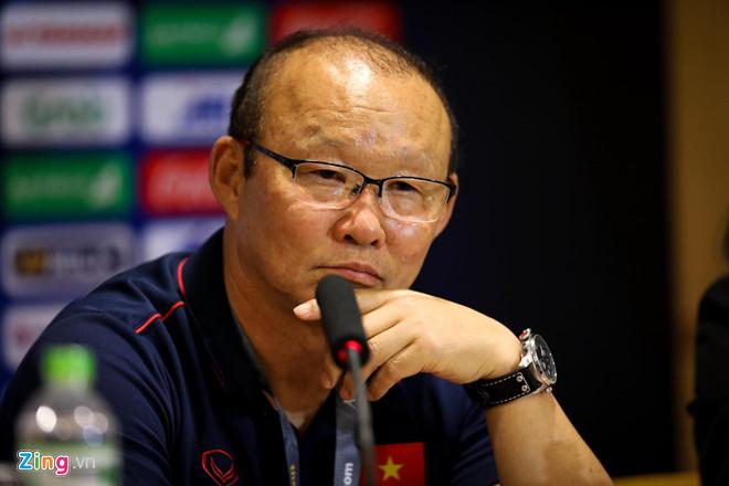 HLV Park: U23 Việt Nam thắng may mắn, tôi không hài lòng với đội-1