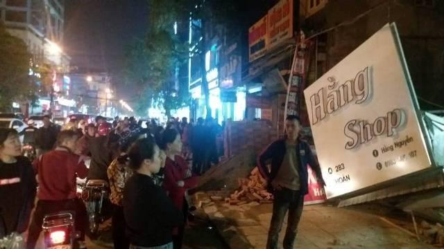 Nhà 2 tầng ở Thanh Hóa bất ngờ đổ sập trong đêm-4