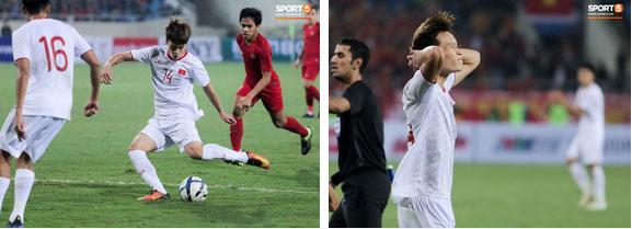 Bật mí mảnh giấy HLV Park Hang-seo nhắc bài Quang Hải trước khi U23 Việt Nam ghi bàn vào lưới Indonesia-7