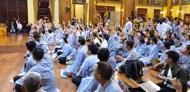 """Diễn biến bất ngờ vụ nghi vấn vong báo oán"""" tại chùa Ba Vàng-4"""