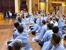 """Diễn biến bất ngờ vụ nghi vấn """"vong báo oán"""" tại chùa Ba Vàng"""