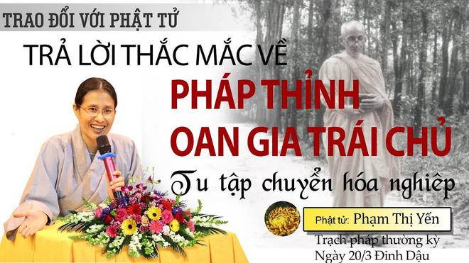 Bà Yến chùa Ba Vàng nói không xúc phạm, không xin lỗi gia đình nữ sinh giao gà bị sát hại-2