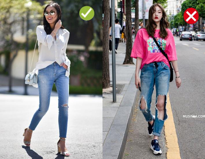 Chạm ngưỡng 30: Kiểu quần jeans nào là chân ái tôn dáng nịnh chân, kiểu quần nào cần loại bỏ ngay và luôn-1