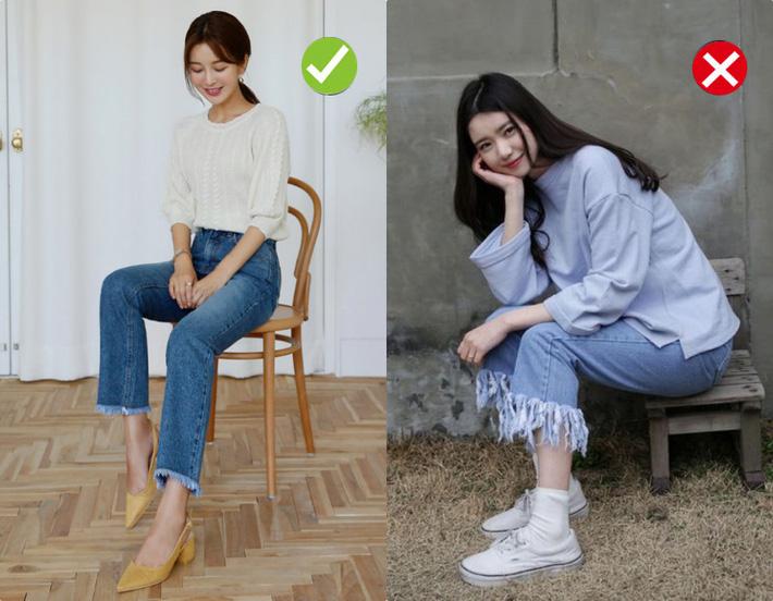 Chạm ngưỡng 30: Kiểu quần jeans nào là chân ái tôn dáng nịnh chân, kiểu quần nào cần loại bỏ ngay và luôn-3