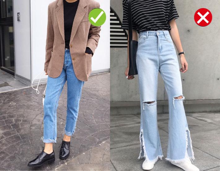 Chạm ngưỡng 30: Kiểu quần jeans nào là chân ái tôn dáng nịnh chân, kiểu quần nào cần loại bỏ ngay và luôn-4