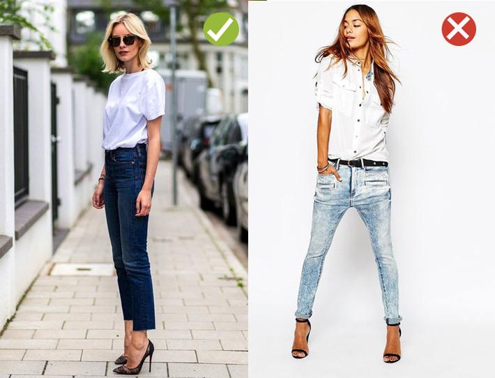 Chạm ngưỡng 30: Kiểu quần jeans nào là chân ái tôn dáng nịnh chân, kiểu quần nào cần loại bỏ ngay và luôn-5