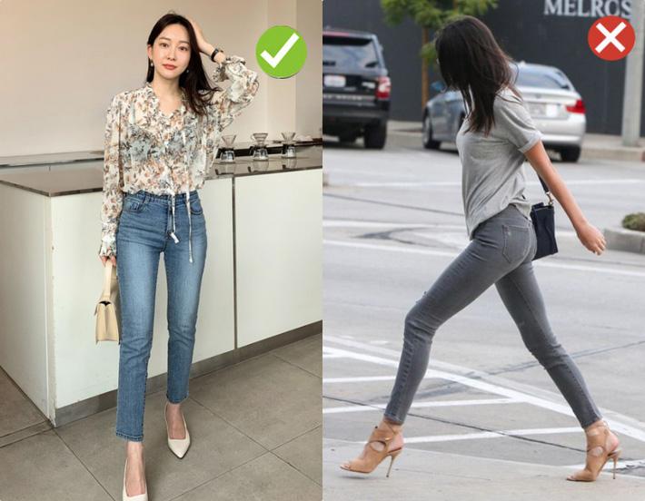 Chạm ngưỡng 30: Kiểu quần jeans nào là chân ái tôn dáng nịnh chân, kiểu quần nào cần loại bỏ ngay và luôn-7
