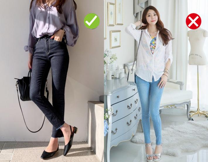 Chạm ngưỡng 30: Kiểu quần jeans nào là chân ái tôn dáng nịnh chân, kiểu quần nào cần loại bỏ ngay và luôn-8