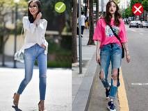 Chạm ngưỡng 30: Kiểu quần jeans nào là