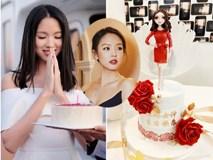 Hoa hậu thế giới Trương Tử Lâm xinh đẹp rạng ngời đón tuổi 35