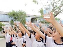 Ngày Nước Thế Giới: mang nước uống sạch đến với trẻ em