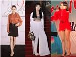 Phượng Chanel mặc quần đùi dự sự kiện - Diva Hồng Nhung rườm rà vì chiếc đầm khủng-10