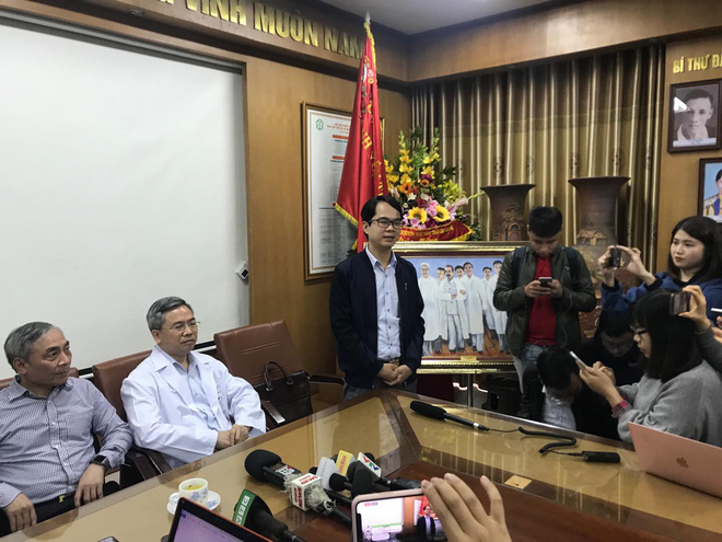 Bệnh viện Bạch Mai thông tin chính thức việc bác sỹ nói chuyện tại chùa Ba Vàng-4