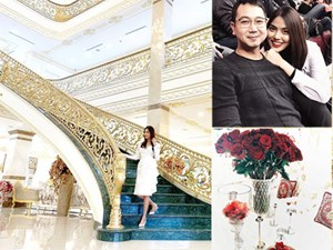 Lan Khuê sống xa hoa bên chồng giàu, du lịch sang chảnh, diện đồ hiệu