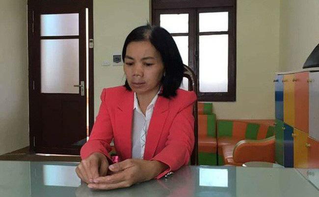 Vụ nữ sinh giao gà bị giết: Lý do khiến vợ của Bùi Văn Công phải nhận tội-1