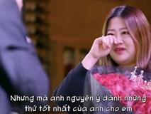 Couple đũa lệch Trung Quốc: Gặp nhau khi chỉ có 3,5 triệu đồng, bên nhau qua khó khăn và lời cầu hôn cảm động